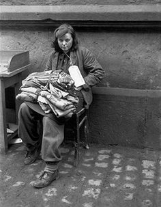 A sixteen-year-old German girl, who was captured on the front line. She was a cook for the Hitler Youth and worked at their camp. Pin by Paolo Marzioli