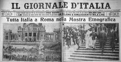 1911 International Exposition in Rome