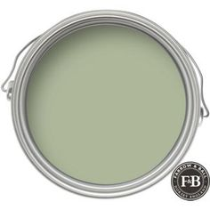 Find Farrow & Ball Estate Vert De Terre - Eggshell Paint - at Homebase. Visit your local store for the widest range of paint & decorating products. Farrow Ball, Paint Schemes, Colour Schemes, Colour Palettes, Period Color, Copper Blush, Eggshell Paint, Favorite Paint Colors, Colorful Garden