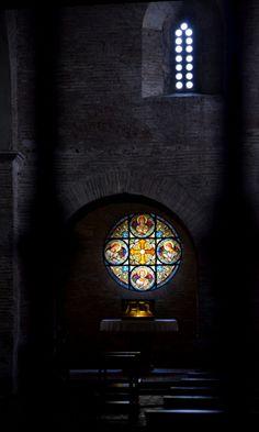 Chiesa dei S. Vincenzo e Anastasio alle  Tre Fontane - Roma  Cappella del Santissimo