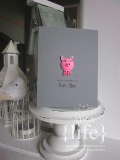quilled piglet