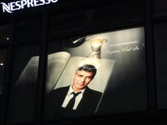 George Clooney~advertisment Wien, Austria~House of History, LLC.