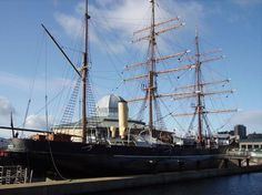 The RSS Discovery - Dundee