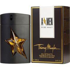 ANGEL A*MEN PURE MALT BY THIERRY MUGLER 3.4 oz / 100 ml EDT SPRAY MEN NIB SEALED | Health & Beauty, Fragrances, Men's Fragrances | eBay!