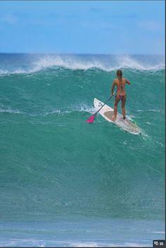 Vanina Walsh * Surfer, Watergirl, Roxy Model and Artist