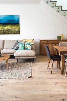Godfrey Hirst | Timber flooring | Regal Oak in Doulton | The Block NZ | #theblocknz #theblock #godfreyhirstflooring #flooring #timber #oakflooring #diy #homedecor #interiordesign #interiors