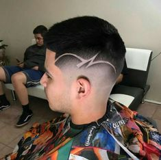 Best Hairstyle Idea For Teenage Boys 01 Black Boys Haircuts, Haircuts For Men, Hair Designs For Boys, Undercut Hair Designs, Bump Hairstyles, Shaved Hair Designs, Faded Hair, Haircut Designs, Hair Tattoos