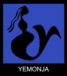 yemonja graphic Iya Lolmo Wewe, Yemoja Pele! (Mother of Little Children, Yemoja I Salute You!).