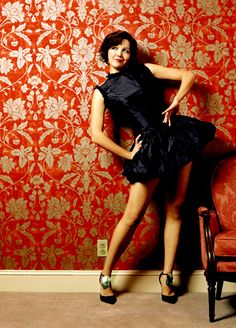 Maggie Gyllenhaal.....