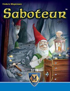 Comprar juego de mesa Saboteur