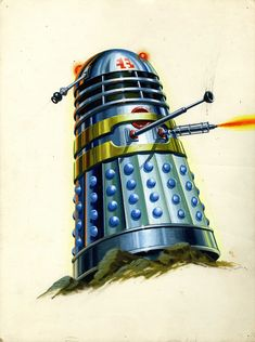 The Space Museum - Collector of Doctor Dr. Who and Dalek Merchandise