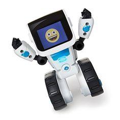 WowWee Emojibot Robot Connectée Bleu: Programmation langage Emoji Développement Cet article WowWee Emojibot Robot Connectée Bleu est apparu…