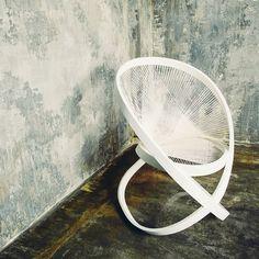 37 отметок «Нравится», 1 комментариев — ИНТЕРЬЕР+ДИЗАЙН (@interiorplusdesign) в Instagram: «В основе кресла дизайнера Натальи Мусориной — математический принцип оптимальных структур.…»
