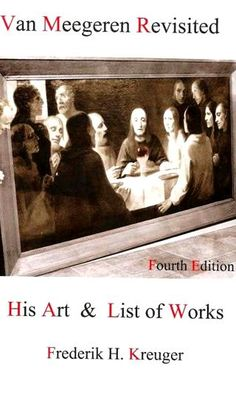 After I read the biography of Han van Meegeren I found this extension and enjoyed the many new stories of this genial rascal. Fakes, pastiches, fakes after his own work... and the amazingly long list of the works under his own name. A master painter in his own right. http://www.meegeren.net/bibliography.php