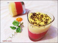 Budincă de pepene și vanilie Panna Cotta, Ethnic Recipes, Food, Dulce De Leche, Essen, Meals, Yemek, Eten