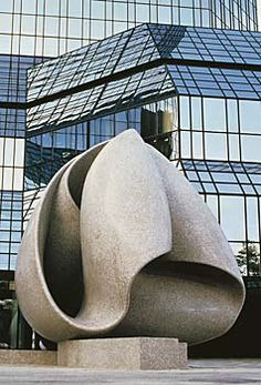 Max Bill: Kontinuität, 1986,   Deutsche Bank Collection, © VG Bild-Kunst, Bonn 2003