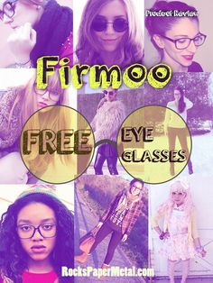 Product Review : Firmoo Eye Glasses