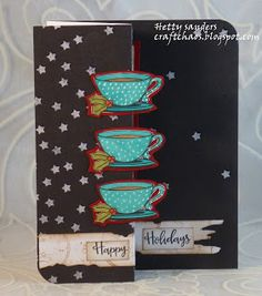 *{CraftChaos}*: 2015 Holiday Coffee Lovers Blog Hop
