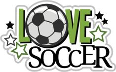 I think I'm in love with this shape from the Silhouette Design Store! Digital Stamps, Digital Scrapbooking, Soccer Cards, Soccer Birthday, Good Soccer Players, Scrapbook Titles, Cute Clipart, Scrapbook Embellishments, Cricut Vinyl