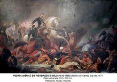Pedro Américo (1843 – 1905) – Pintor Brasileiro_18