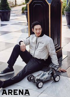 Lee Je Hoon - Arena Homme Plus Magazine September Issue (Discovery… Tomorrow With You, Lee Je Hoon, Indie Films, Boys Who, Korean Actors, Pretty Boys, Photoshoot, Characters, Happy