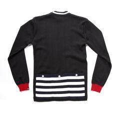 Striped pockets