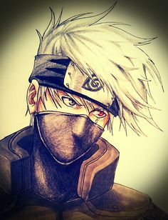 Kakashi Sketch by ViViD-Serenity on DeviantArt