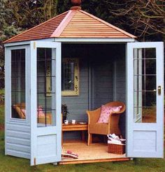 """I keep coming back to these outdoor """"caves"""" ... not sure if I'm looking for an outdoor playhouse that is more fun for the kids, or more fun for me!"""