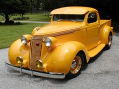 37 Studebaker Pick-up