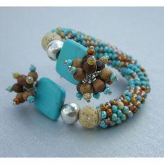 Beautiful bracelet by Triz Designs