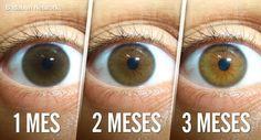 Badabun: Mira el método que usan las famosas para aclarar el iris de sus ojos