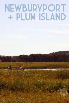Day trip to Newburyport, MA and Plum Island