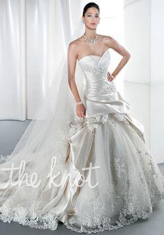 Demetrios 4311 Wedding Dress photo