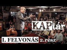 Kovács András Péter: KAPtár I. felvonás 2. rész - YouTube Stand Up Comedy, Humor, Youtube, Fictional Characters, Humour, Funny Photos, Fantasy Characters, Funny Humor, Comedy