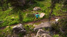 Pack your bags to go for a run in the woods. Here are our picks for America's best trail running destinations.