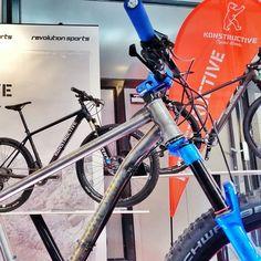See our new KONSTRUCTIVE Dream Bikes. Carbon and steel frames made just for you. Tailor made frame building in Europe.  At #EUROBIKE HALL B1 Booth 102 with #garbaruk #amclassicwheels #biehlersportswear #revolutionsports #dream_bikes_com  Sieh Dir unsere neuen KONSTRUCTIVE Dream Bikes an. Stahlrahmen und Carbonrahmen exklusiv für Dich gefertigt. Rahmenbau nach Maß in Europa.  Besuche uns auf der EUROBIKE Messe. Halle B1 Stand 102 mit Garbaruk - Kettenblätter und Ritzelpakete…