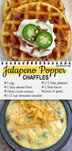 The Best Keto Chaffle Recipe (Savory, Low Carb & Delish! The Best Keto Chaffle Recipe (Savory, Low Carb & Delish!) ,Keto Recipes For Beginners Looking for easy keto recipes for beginners? Ketogenic Recipes, Low Carb Recipes, Diet Recipes, Cooking Recipes, Healthy Recipes, Recipes For Snacks, Quick Recipes, Bread Recipes, Low Carb Breakfast