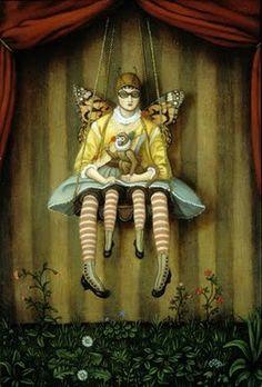 Terra Incognita: The Fascinating Art of Colette Calascione >> gebaseerd op een artieste die echt bestond, een vrouw met een extra onderlijf. moet een hele sterke dame geweest zijn, wist haar kinderen een goede opvoeding te geven en werd zo'n 60 jaar oud