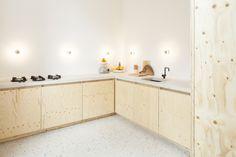 B-bis architecten - Woning in 't Groen Kwartier Antwerpen