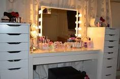 ikea micke makeup desk - Google Search