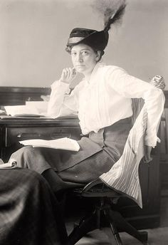 Ruth Hanna Mccormick, 1914. Suffragist and United States Representative from Illinois.