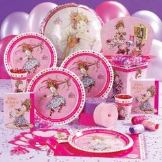 Fancy Nancy party supplies
