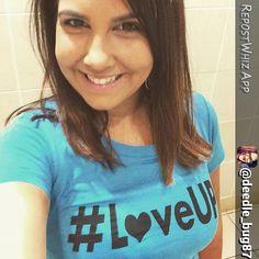 "#loveup on Instagram: ""Thanks for the support!! By @deedle_bug87 via @RepostWhiz app: ✌️ #loveup #lernerandrowe @johnjayandrich @johnjayvanes @loveupapparel (#RepostWhiz app)"""