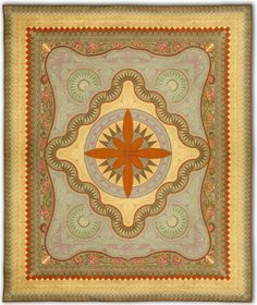 Jacobean Journey - by Hoopsisters  If I could find a dealer near me offering the class I would be taking this one up in a heartbeat too!