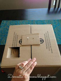Domestic Femme: Minecraft Ghast Pinata