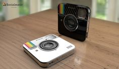 WANT!!!: Instagram-camera Socialmatic