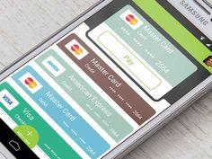 Dribbble - Banking app UI design by Albert Kay