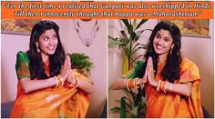 'I thought Bappa was Maharashtrian' Renuka Shahane shares sweet Ganesh Chaturthi memories - The Indian Express #757Live