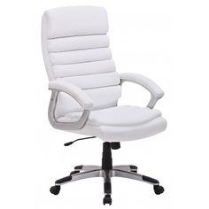 Style, confort et modernité pour ce superbe fauteuil de bureau. Pratique et confortable, ce fauteuil s'adaptera parfaitement dans un décor de bureau moderne....