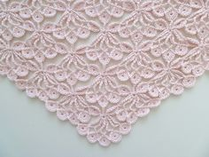 Gorgeous!! - Very interesting stitch design